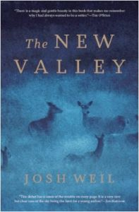 The New Valley – Grove Atlantic 2009 (The Sue Kaufman First Fiction Award from The American Academy of Arts and Letters, The New Writers Award from The Great Lakes Colleges Association, A 5-Under-35 Award from The National Book Foundation)